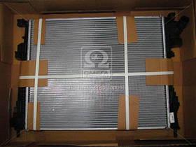 Радиатор охлаждения двигателя ОПЕЛЬ Vivaro 06- (производство  NRF) РЕНО, ВИВAРО, ТРAФИК  2, 53966