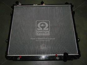 Радиатор охлаждения двигателя ЛЕКСУС LX 570 VVTi 08> (производство  NRF) ТОЙОТА, ЛЕНД  КРУЗЕР, 53923