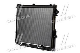 Радиатор охлождения ЛЕКСУС LX 570 (07-) (производство  Van Wezel) ТОЙОТА, ЛЕНД  КРУЗЕР, 53002491