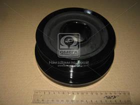 Ременный шкив, коленчатый вал БМВ 5 (E60) 525 d (производство  Contitech) 3, 7, X3, X5, X6, VD1105
