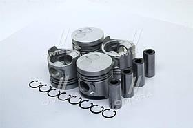 Поршень (компл. на мотор) Mazda RF/R2/RF-II ALFIN d86.0 STD (пр-во TEIKIN)  42671A.STD