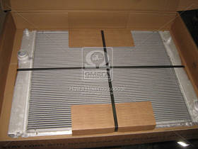 Радиатор охлаждения БМВ 5 E60-E61/7 E65-E66-E67-E68 (01-) AT (производство  Nissens)  60772