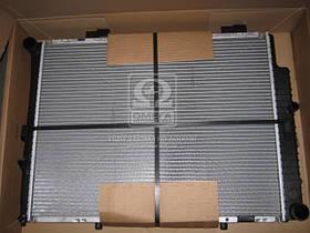 Радиатор охлаждения МЕРСЕДЕС E II (210) (производство  Nissens) МЕРСЕДЕС, Е-КЛAСС, 62598A