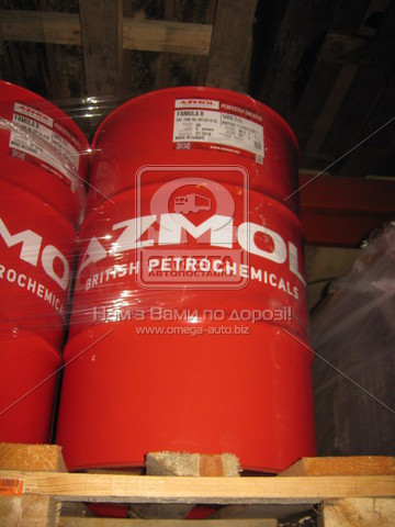 Масло моторное AZMOL Famula R 15W-40 (Бочка 60л)  41021099936