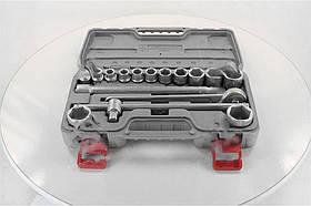 Набор инструмента шофера №2П (гол. 6гр., №10-32, 16 пр.) (производство  г.Новосибирск)  №2