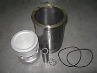 Гильзо-комплект ЗИЛ 375 (гильза, поршень ( оловяный), поршневой палец, уплотнительные кольца) ( МД Конотоп)  375.1000110