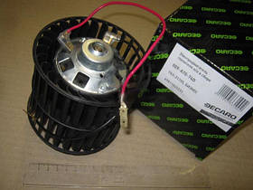 Электродвигатель отопителя ГАЗ-31105, Галеь-Бизнес нового образца в сборе (DECARO)  009-А70-74D