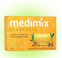 Аюрведичне мило Медімікс Сандал, 125 г з олією Сандалу і Еладі, Аюрведическое мыло Медимикс Сандал, Medimix Cholayil Ltd, Аюрвед