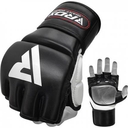 Перчатки ММА RDX X7 S, фото 2