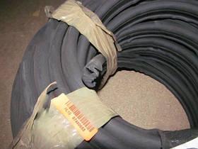 Уплотнение лобового стекла кабиныМТЗ (ст.обр) (бухта 28, 5 м) (производство  Рось-гума)  ПР-019-10