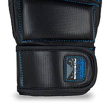 Перчатки MMA Bad Boy Pro Series 3.0 Blue S/M, фото 2