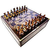 "Шахматы VIP ""Drawbridge"". Эксклюзив."