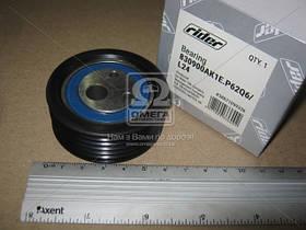 Подшипник 830900АК1Е.P62Q6/L24 ролик натяжителя привода генератора и компрессора ВАЗ (RIDER)  2110-1041056