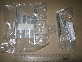 Монтажный комплект тормозных колодок (производство  ERT)  420127