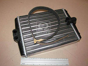 Радиатор отопителя МЕРСЕДЕС SLK R170/C-Class W202 93- (производство  NRF) КРАЙСЛЕР, МЕРСЕДЕС, Е-КЛAСС, КРОССФАЕР, Ц-КЛAСС, ЦЛК, 53552