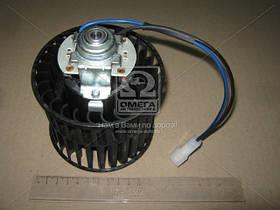 Электродвигатель отопителя ГАЗ 3302, 2217, 3221 нового образца 12В 90Вт (DECARO)  45.3730-10