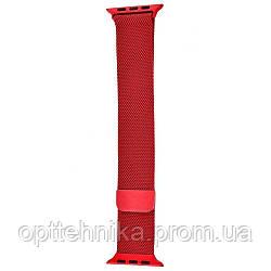 Ремешок Apple Watch Milanese Loop 38 mm/40 mm red