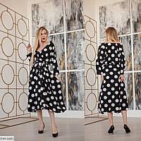 """Платье женское арт. 0369 (50-52) """"LAVANDA"""" недорого от прямого поставщика, фото 1"""