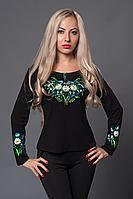 Кофточка женская модель №206-3, размеры 46,48,50,52  только белая