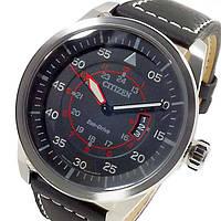 Мужские часы Citizen AW1360-04Е Aviator Pilots Black