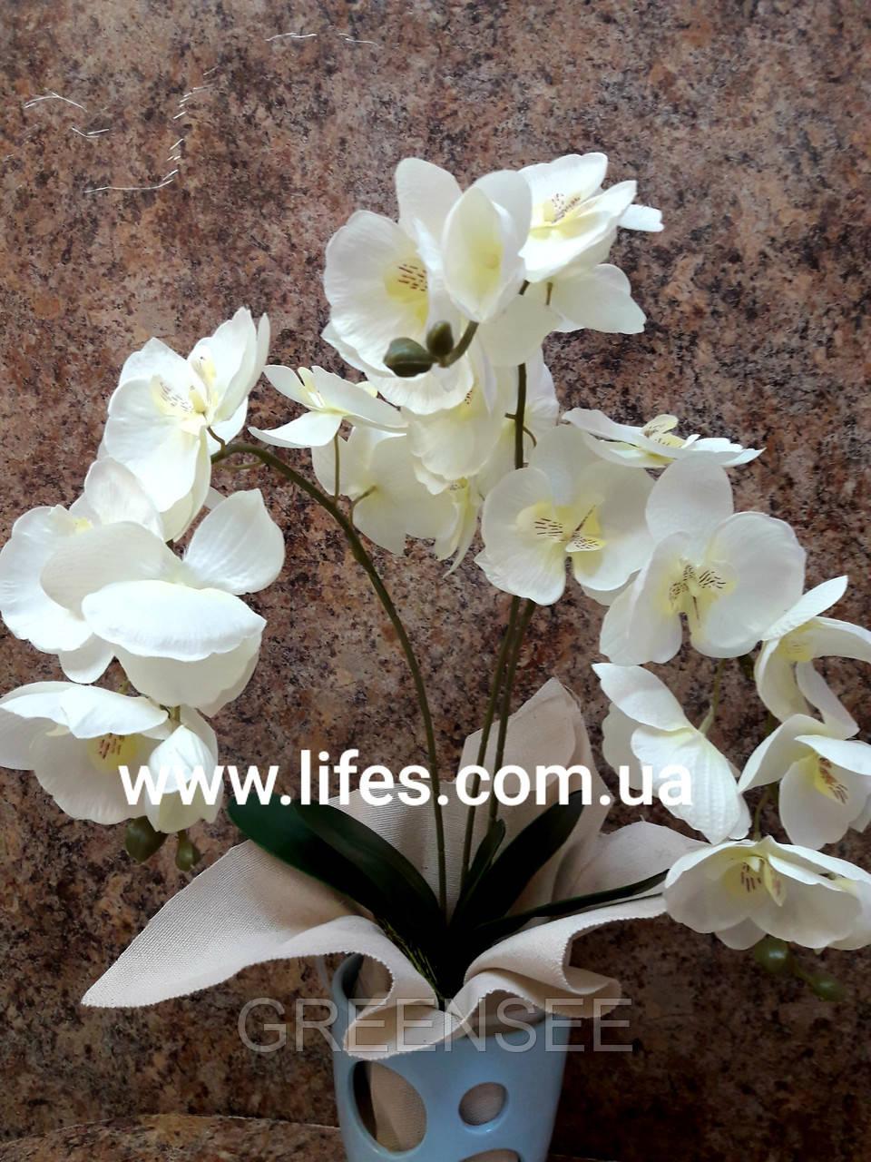 Фаленопсис орхидея искусственная