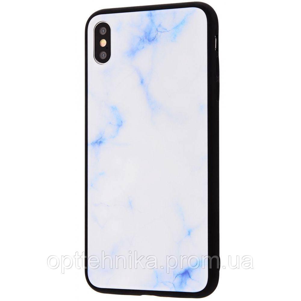 Glass case My style (Glass +TPU) iPhone Xs Max 14