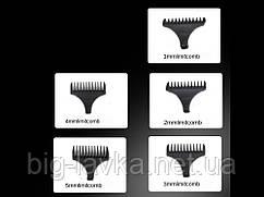 Триммер для стрижки волос VGR V055 с насадками
