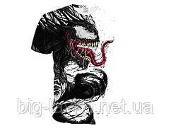 Футболки с 3D принтом Venom S