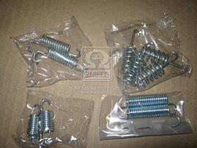 Монтажный комплект тормозных колодок (производство  ERT)  310118