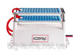 Портативний очищувач повітря іонізатор Ozonio 220 В 10 g