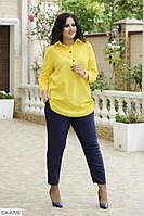 """Костюм 2-ка женский с брюками мод. 794 (48, 50, 52, 54) """"VOJELAVI"""" недорого от прямого поставщика, фото 1"""
