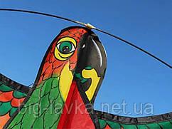 Игрушка воздушный змей  Зеленый