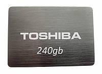 """Toshiba SSD 240GB 2.5"""" SATAIII TCL (SSDS30256XQ)"""
