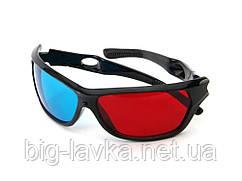 Пластиковые Стерео очки 3D
