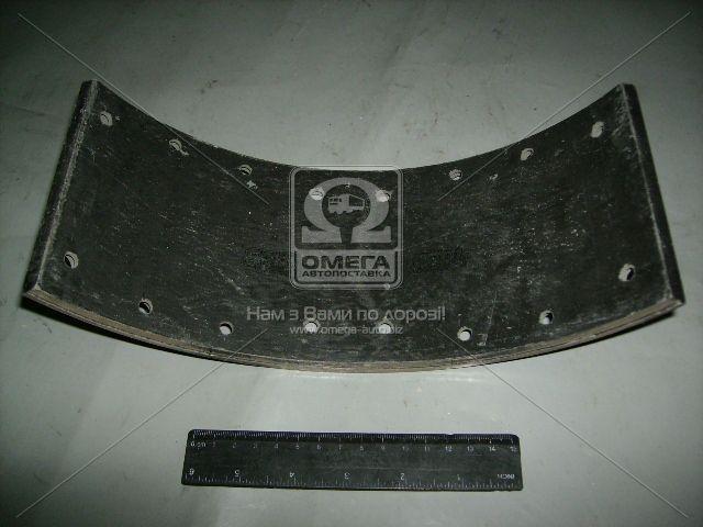 Накладка тормоза АВТОБУС <БОГДАН> (3ТР-171-01) (R1) сверленая (производство  Трибо)  AKL772FF