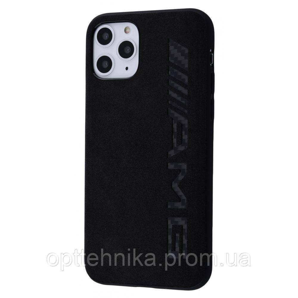 Genuine Alcantara Carbon Case iPhone 11 Pro amg