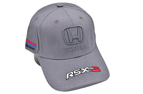Бейсболка Classic Honda серая (C 0919-200), фото 2