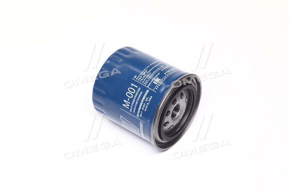 Фильтр масляный ВАЗ 2101-07, УАЗ, М-2141 (производство  Промбизнес)  М-001