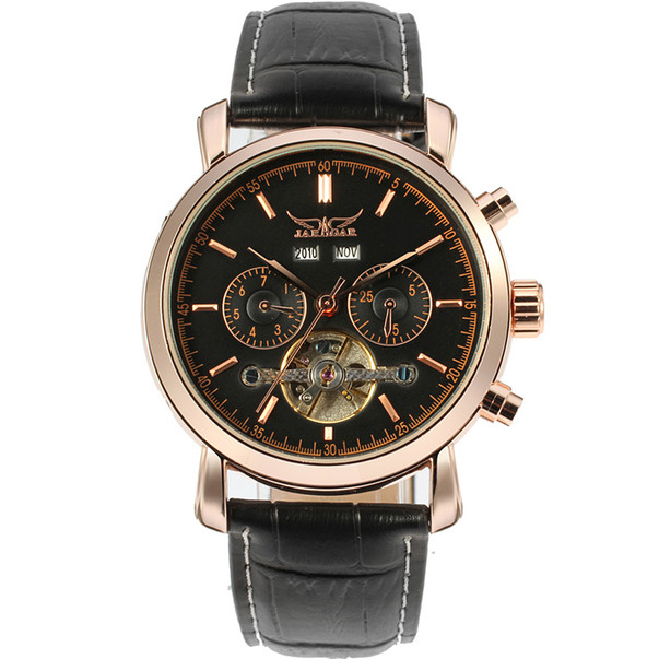 Jaragar Чоловічі годинники Jaragar SilverStar New