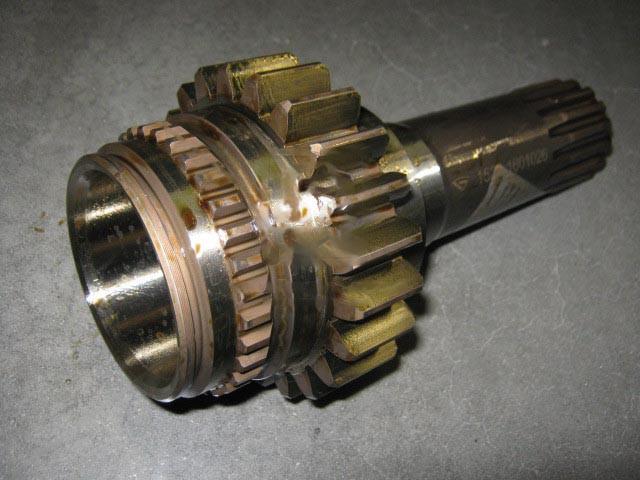 Вал ведущий привода ВОМ МТЗ-1222, 1523 (производство  МТЗ)  1522-1601026