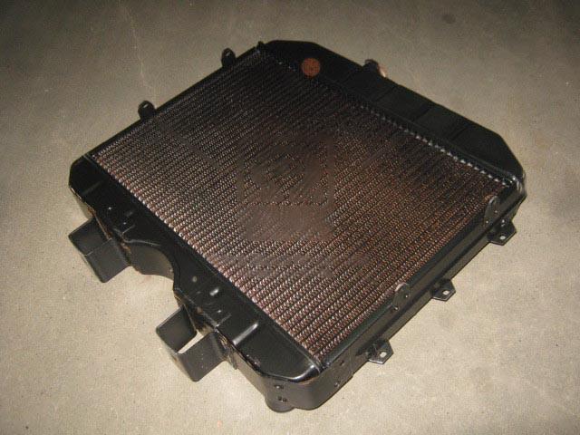 Радиатор водяного охлаждения УАЗ (2-х рядный ) (производство  г.Бишкек)  15.1301010