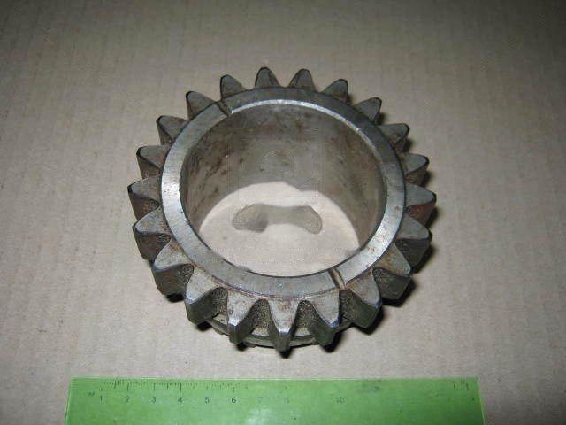 Шестерня вала первичного (Z=21) КПП МТЗ 1025 (производство  МТЗ)  80С-1701042