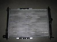 Радиатор охлаждения ДЕО LANOS 97- (без кондиционера) (TEMPEST)  TP.15.61.644