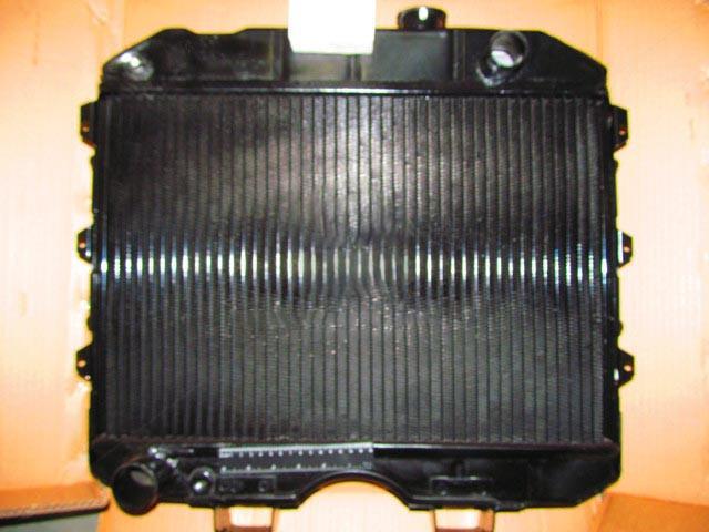 Радиатор водяного охлаждения УАЗ (Дорожная Карта)  3741-1301010-01А