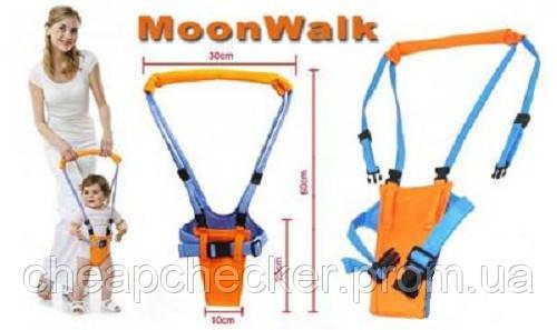 Moby Baby Moon Walk Детский Поводок Вожжи