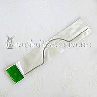 Спица вспомогательная, для вязания кос и жгутов, металлическая, 2мм,