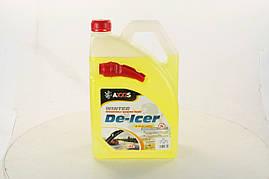 Омыватель стекла зимний -22 GS Fruit yellow (канистра с лейкой ) 4л <AXXIS>  48021031073