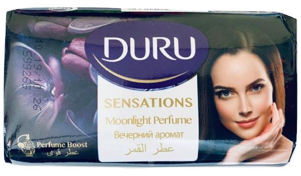"""Туалетное мыло Duru Sensations """"Вечерний аромат"""" (80г.)"""