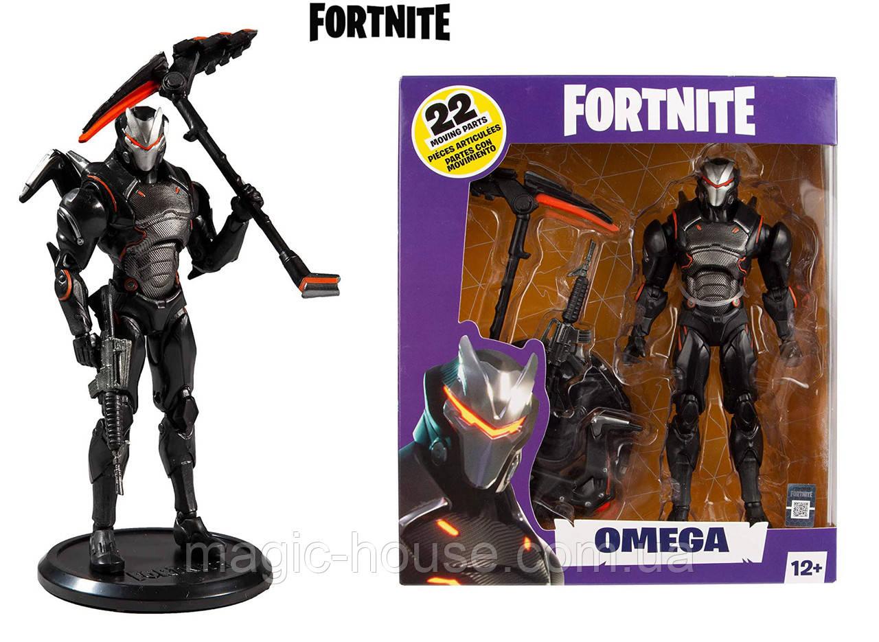 Коллекционная фигурка Фортнайт Омега McFarlane Toys Fortnite Omega Premium Action Figure оригинал
