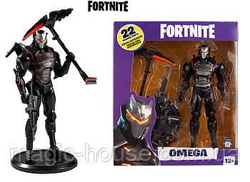 Колекційна фігурка Фортнайт Омега McFarlane Toys Fortnite Omega Premium Action Figure оригінал